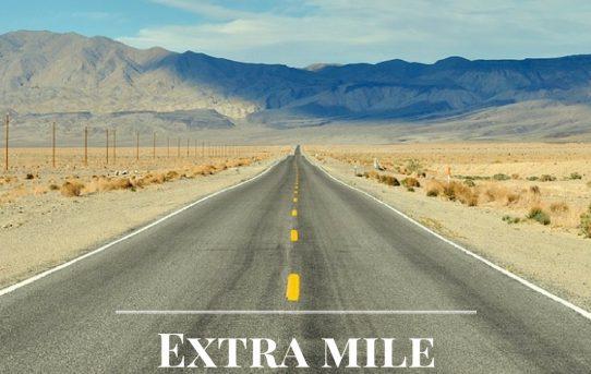 Zasada Extra Mile - przekraczaj oczekiwania