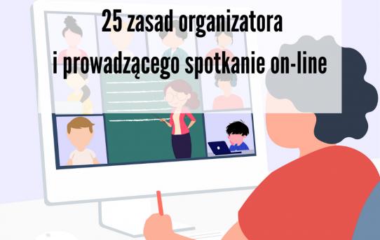 Jak zorganizować i prowadzić spotkanie on-line