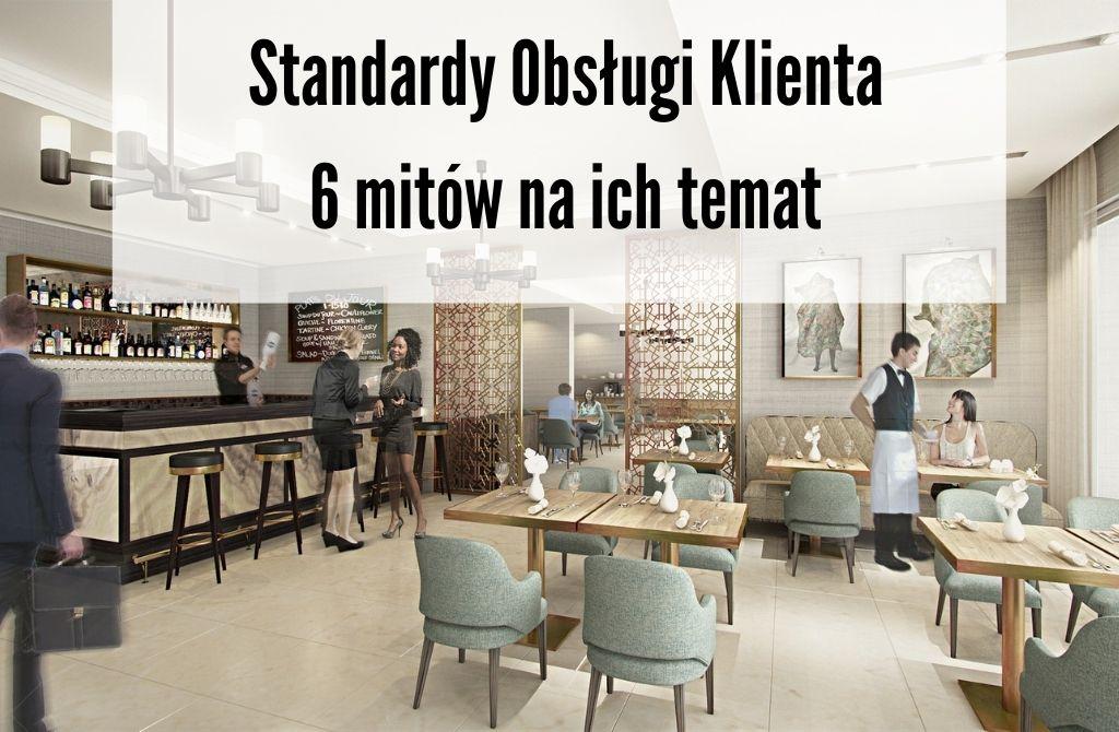 Standardy obsługi klienta